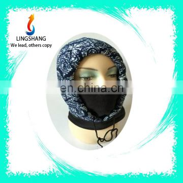 Best selling outdoor winter hat unisex balaclava warm face mask hat