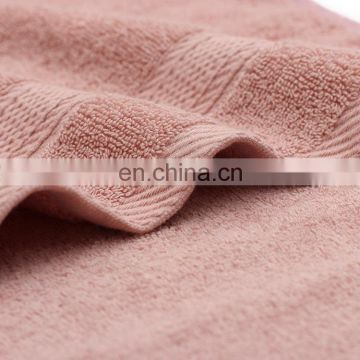 Wholesale custom excellent absorption cotton face towel