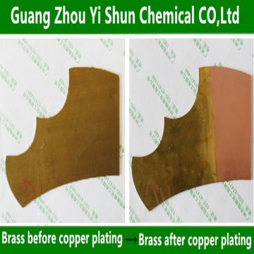 Electroplating copper process Copper plating Electroplated copper