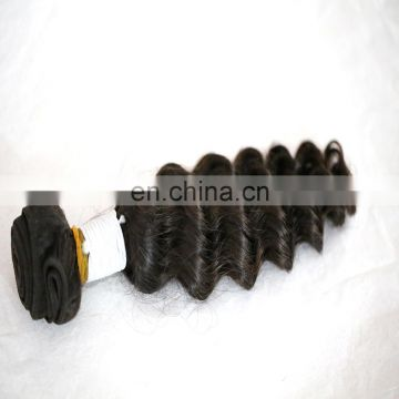 Alibaba wholesale hot selling virgin human hair extension from Chinese factory