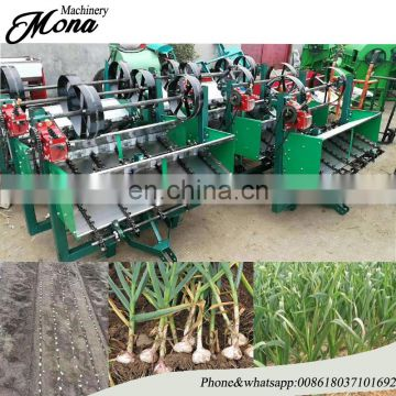 Hot Selling 6 Row Garlic Planter/tractor driven garlic seeder with wholesale price