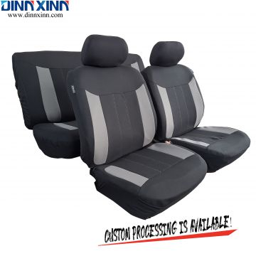 DinnXinn Buick 9 pcs full set velvet car leather seat covers Export China
