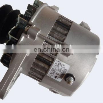 Genuine 6BG1 1-81200-249-3 alternator generator assembly for car