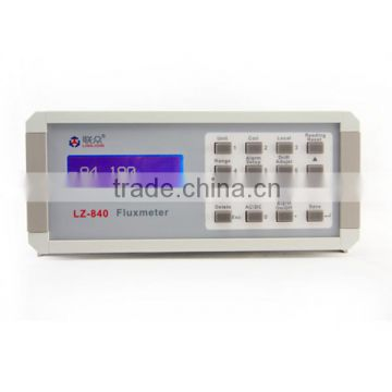Fluxmeter / Flux Meter, buy LINKJOIN LZ-840 Fluxmeter flux density
