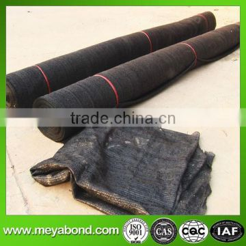 black with 3% UV hdpe sun shade netting