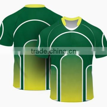 60182dd85 Hongen sports customized short sleeves rugby football jerseys wear jumper shirt  sublimation print rugby jersey of Rugby Wear from China Suppliers - ...