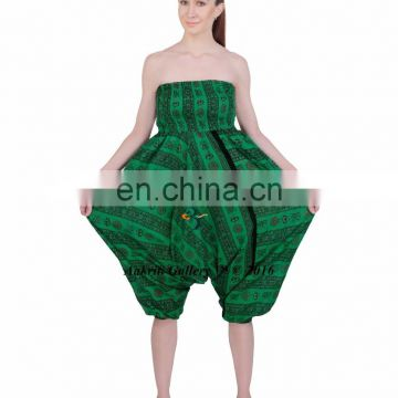 14d050e4a7 Jumpsuit Indian traditional rayon fabric Aladdin harem pants pants yoga  pants wholesale shiny Printed trousers of Jumpsuits from China Suppliers -  158066412