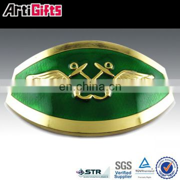 Factory direct sale rectangle belt buckle parts