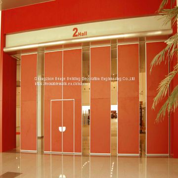Movable Walls Sliding Wooden Door Single Pass Door Removable Singapore Office Sound Proof Partitions