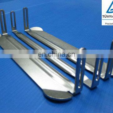 Custom U Style Stamping Cable Anchor Brackets