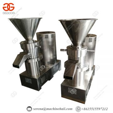 250-300kg/h Peanut Grinder For Peanut Butter Electric Peanut Butter Machine