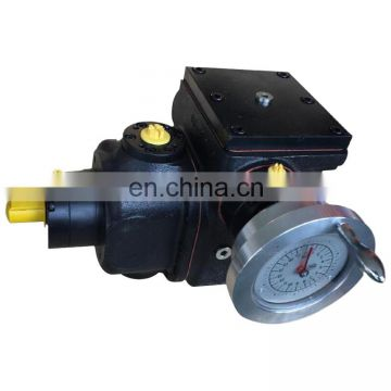 Closed circuit pu foam injection metering pump A2VK12MAG