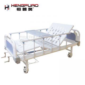medical supplies and equipment nursing care hospital bed with cheap price