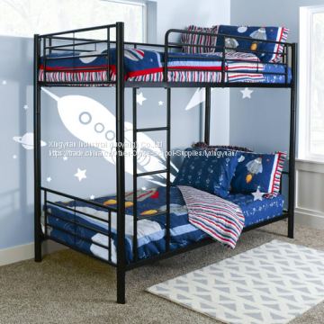 Factory Offer Strong Structure Two Layer Kd Structure Steel Bunk Beds Of Metal Bunk Bed From China Suppliers 140244238