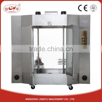 Chuangyu Alibaba China Industrial Duck RoasterRoast Chicken Grill Oven Machine With LPG Gas Type