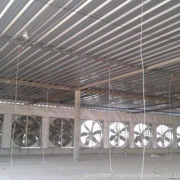 AC Belt Drive Exhaust Fan