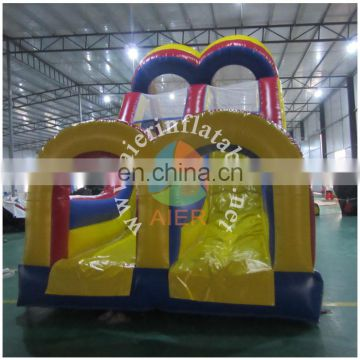 Sport Games Giant Inflatable Obstacle Course for outdoor challenge playing