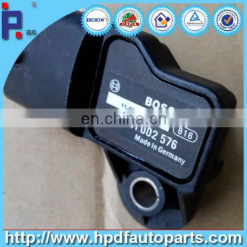 Diesel Injection System Parts Rail Pressure Sensor 0 281 002 576
