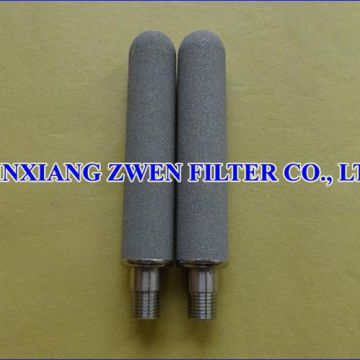 SS Porous Filter Element