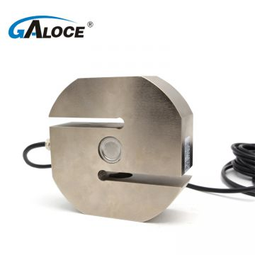 GSL306 tension and compressive force measuring 5000kg S type load cell