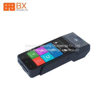 Mini Wireless Handheld 5inch Android Mobile Portable Cheap Bluetooth Thermal Receipt POS Printer BX-Z90