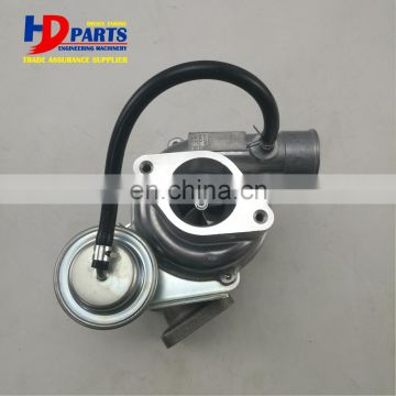 4TNV98 Engine Parts Turbocharger 129908-18010