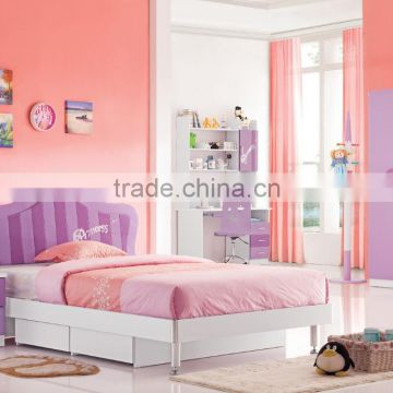 RD101 sweet girl purple princess bedroom set 2015 alibaba ...
