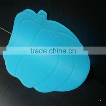 16155 pumpkin shape silicone high temperature heat insulation mat