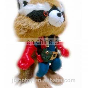 funko pop rare realistic high quality Guardians of the Galaxy Rocket Raccoon plush stuff toys