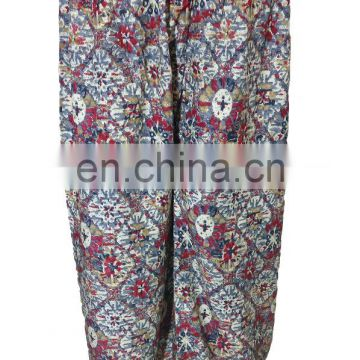 2017 Printed Palazzo Pants For Casual Beach Party Wear (Rayon Trousers)