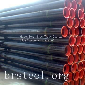 ASTM A106 GR.b Carbon seamless pipe