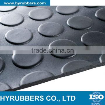 Non slip high quality rubber sheet