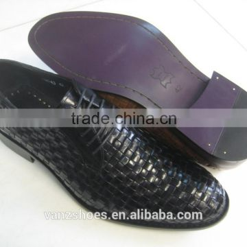 men's leather dressing shoes from Vanz Footwer Co.,Ltd