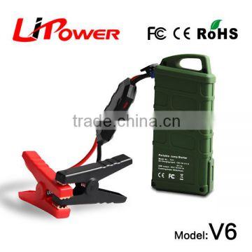 12V 12000mAh Polymer Li-ion battery 500 amp portable jump start in emergency tool