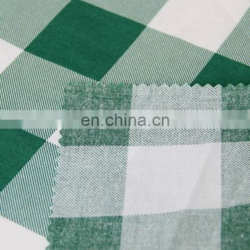 Shaoxing textile fresh style and classic poplin 100% cotton printed poplin fabric