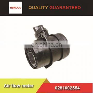 Hyundai air flow meter MAF sensor 0281002554 with high quality
