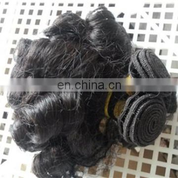 Top Sale Natural Raw Unprocessed 100% Cheap Virgin Indian Hair Sexy Aunty Funmi Hair