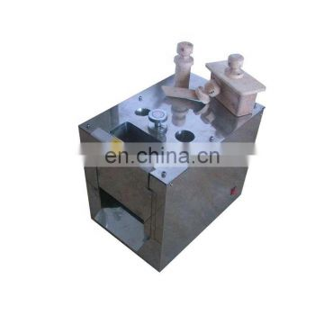 Good Quality Easy Operation Herbal medicine slice cutting machine Tea leaf cutting machine Stainless steel herb cutting machine