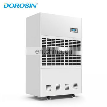 Dorosin 820liters dehumidifier factory lgr range capacity from 10liters to 1200liters for home and insdustial