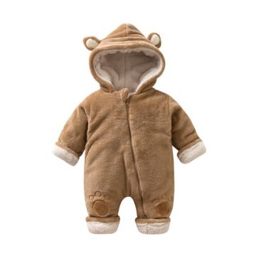 Baby Sleepsuits  Bear Pattern