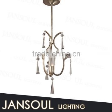 energy saving light source fancy pendant light european style wrought iron chandelier wedding decoration crystal chandelier