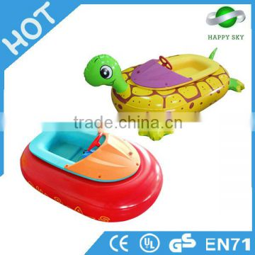 High quality!!!coin operated bumper car,plastic kids boats for pool,water boat for kids