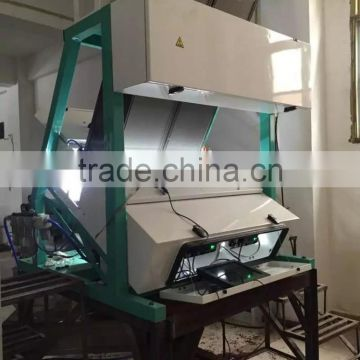 Advanced New Software Technology Golden Cashew nuts sorting machine