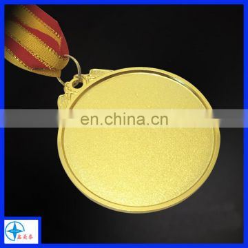 metal gold medal award for football game