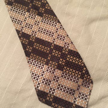 Customized Extra Long Mens Jacquard Neckties Adjustable Printed