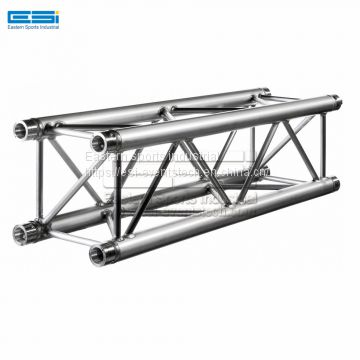 Heavy duty event equipment concert canopy aluminum roof steel stage platform truss system for sale