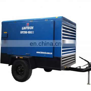 new 300 liter air compressor 500l for agriculture irrigation
