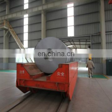galvanized painted z275 galvanized steel strips for making tube
