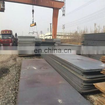 09crmoal corrosion resistant steel plate
