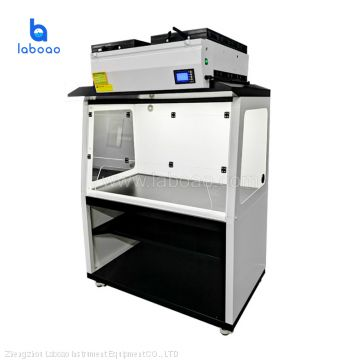 ductless laboratory fume hood safety machine price